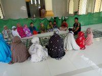 Peduli Pendidikan, Polisi Enrekang Ini Nyambi Ngajar Mengajar Ngaji di TPA Bhayangkara