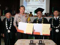 Beri Kuliah Umum Kepada Maba UIN Alauddin Makassar, Ini Pesan Kapolda Sulsel
