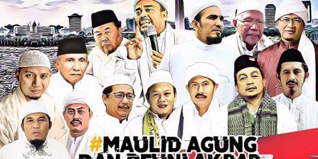 Untuk Menepis Fitnah, Ali Sodikin: 212 Lebih Baik Jadi Partai Politik