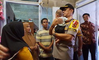 Ucapkan Bela Sungkawa, Wakapolda Sulsel Kunjungi Rumah Duka Korban KKB Yang Terjadi Di Papua