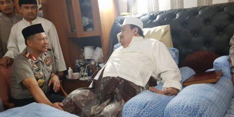 Tito Karnavian Mendapat Dukungan dari Habib Ali Tebet untuk Jalan Amanah Secara Baik
