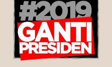 Saling Sindir dengan Munculnya #2019GantiPresiden, Aktivis 98: Saya Ketawa Aja Jadinya