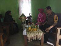 Kapolres & Ketua Bhayangkari Silaturahmi dengan Para Warakawuri