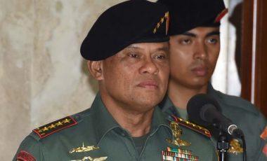 Jendral Gatot Akan Akhiri Jabatan, Panglima TNI berikut bisa dari AU atau AL