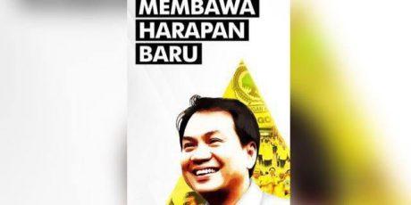 JARI 98 Dukung Tokoh Muda Azis Syamsuddin Pimpin Golkar
