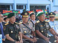 Irjen Umar Septono Hadiri Sertijab Komandan Pangkalan TNI AU Sultan Hasanuddin