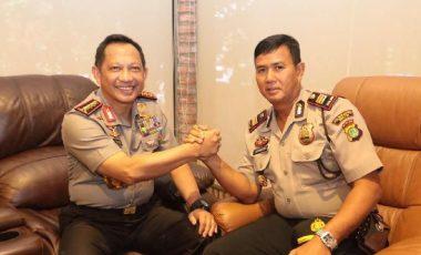 Kapolri Tito Karnavian Berikan Reward Kapolsek Tolak Pemberian Uang Korban Curanmor