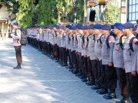 Ratusan Personil Polda Sulsel Diterbangkan ke NTB untuk Misi Kemanusiaan