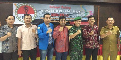 Aceh Gelar Deklarasi & Diskusi Garda Terdepan Jaga Persatuan