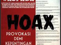 Aktivis 98 Minta Masyarakat Tidak Terprovokasi Maraknya Isu Komunis dan Kebangkitan PKI di Indonesia
