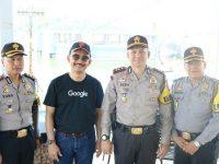 Antisipasi Kemacetan dan Jaga Lalu Lintas Lancar, Kapolres Purwakarta Patroli ke Wisata Jatiluhur