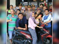 Kaget!! Jurnalis Kompas.com Dapat Kejutan dari Kapolres Karawang