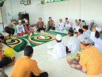Kapolres Enrekang Bersilaturahmi ke Ponpes MA DDI