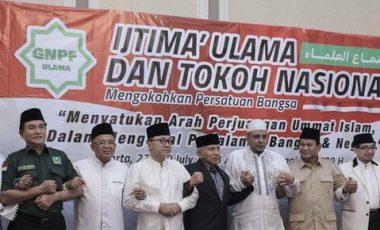Blunder Prabowo dan ditinggal Simpatisan Ulama, Jari 98 : Kena Jebakannya Sendiri