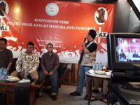 Gabungan Gerakan Anti Hoaks Nyatakan Perang Terhadap Pelaku, Nanang Qosim: Say No to Hoax