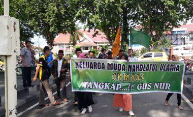 Gus Nur di Polisikan di Polda Sulteng, Keluarga Muda NU Tak Kunjung Minta Maaf