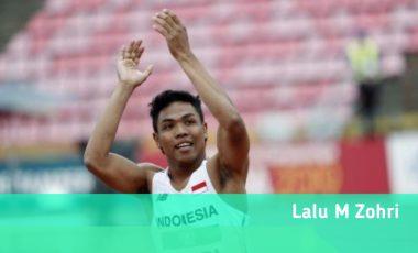 Atlet Lari NTB Peraih Emas di Ajang Internasional, Contoh Pemuda Berprestasi Harumkan Indonesia