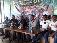 Implementasikan Keadilan Sosial di Papua, Generasi Milenial Papua Dukung Jokowi Pimpin 1 Periode Lagi