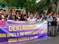 Gelar Kampanye, FPP dan Salamin Siap Menangkan Pasangan Jokowi-Ma'ruf Amin