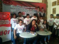Gelar Konferensi Pers, Jaringan Aktivis Jakarta Raya : Siap Dukung Jokowi 1 Periode Lagi