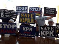 Eks Pimpinan KPK Intervensi Internal KPK, Front Pembela TGB : Berkaca Dulu Lah, Tengok Masa Lalu!