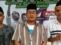 Pemerintahan Jokowi Capai Kesejahteraan, GRSI : Ini Bukti Keadilan Sosial Untuk Rakyat Indonesia