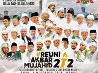 Jelang Reuni Akbar 212, Eks Pentolan 212 : Sudah Tak Murni Silaturahim, Agama Dibawa ke Politik