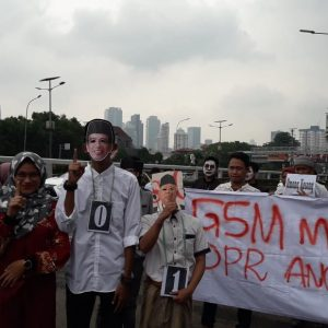 Menyesal Pernah Dukung Prabowo, Gerakan Santri Madura : Belum Berkuasa Sudah Berbohong