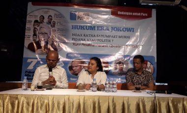 Sidang Hoaks Ratna Sarumpaet Siap Dilakukan, Kubu Oposisi Makin Ketar-Ketir?