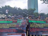 Demo di Depan KPK, Rakyat Papua Tuntut Permohonan Maaf Terkait Pembunuhan Karakter Gubernur Enembe