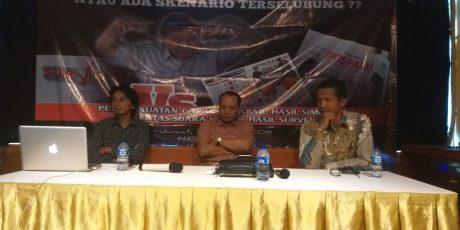Prabowo Klaim Seolah Unggul, Simulasi Hanya di 12 Daerah Punya Skenario Terselubung?