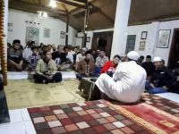 Siap Jaga Kondusifitas Pemilu 2019, Ratusan Santri Ponpes Masyarakat Yogyakarta Adakan Deklarasi Anti Hoaks dan Sara