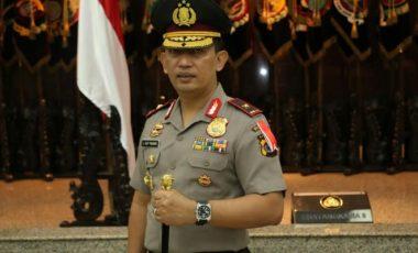Menjabat Setahun Kapolda Banten, ini Profil Menarik Listyo Sigit Prabowo